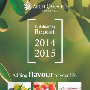 ANGEL CAMACHO publishes its second Sustainability Report